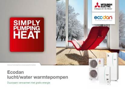 Ecodan Warmtepompen