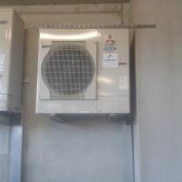 airco installatie serverlokaal gerechtsgebouw Hasselt Limburg