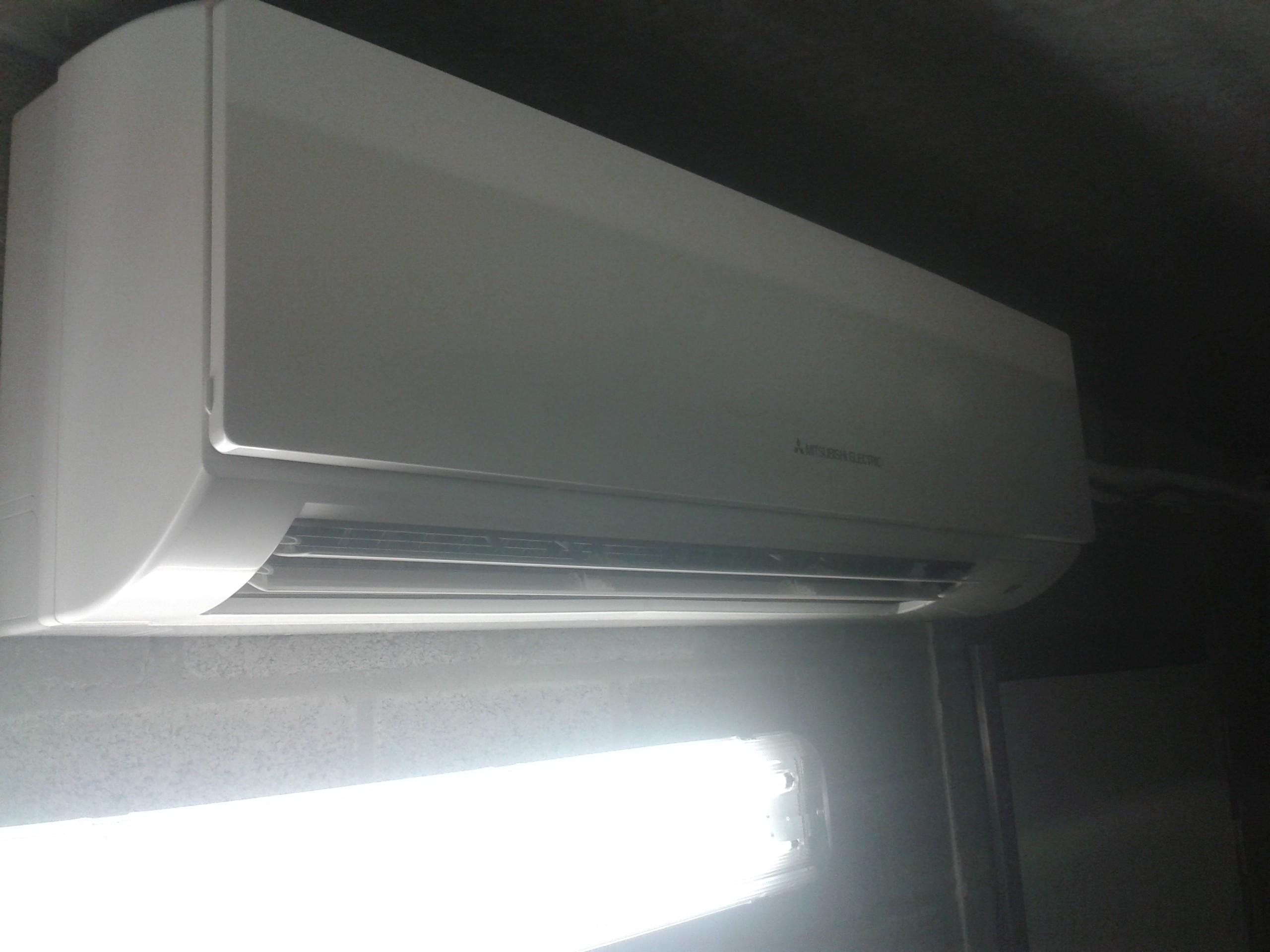 airco installatie serverlokaal gerechtsgebouw Hasselt Limburg (2)
