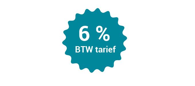 6% BTW op renovatiewerken