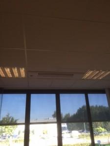 Airco Installatie  kantoren Watkins (1)