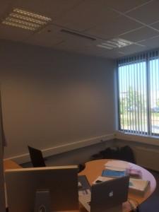 Airco Installatie  kantoren Watkins (4)
