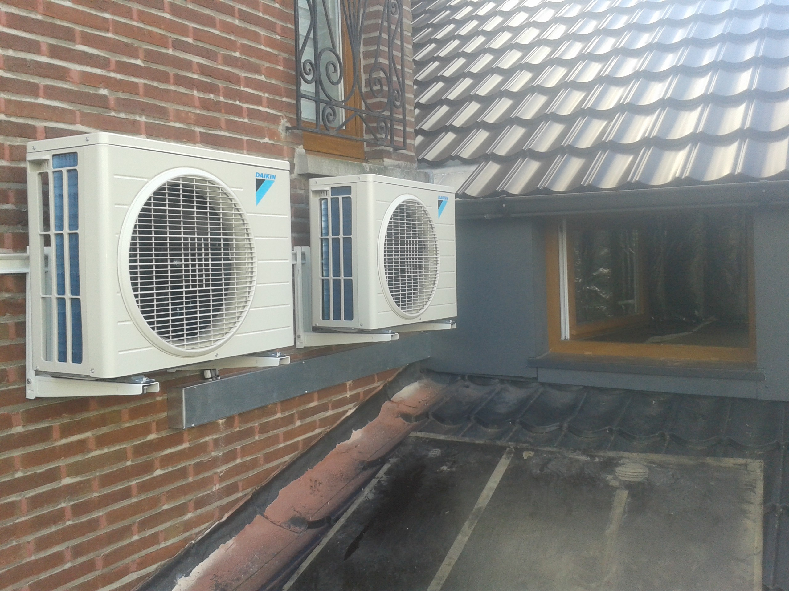 Airconditioning Tongeren in kapsalon